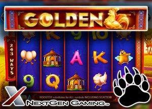 new golden slot nextgen gaming