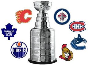 Odds of All-Canadian NHL Finals in 2015