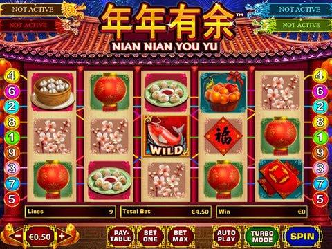 Nian Nian You Yu Game Preview
