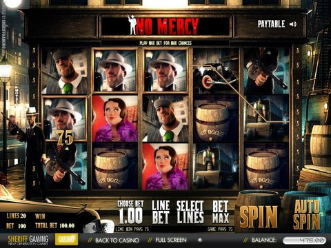 No Mercy Game Preview