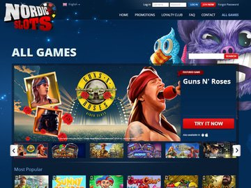 NordicSlots Software Preview