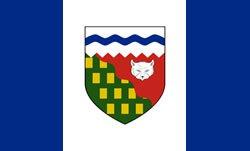 NWT provincial flag