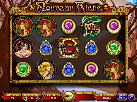 Nouveau Riche Game Preview