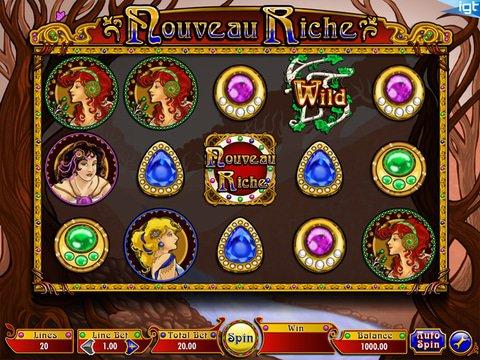 Nouveau Riche Game Preview