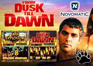 Novomatic New From Dusk Till Dawn Slot