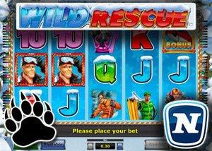 new wild rescue slot novomatic casinos
