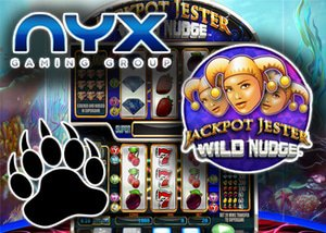 "NYX Gaming Group Launches latest title Jackpot Jester Wild Nudgeâ""¢"
