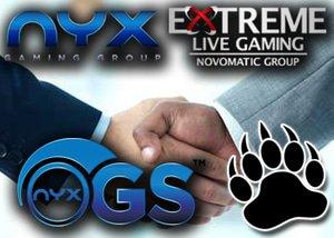 NYX Live Dealer Games