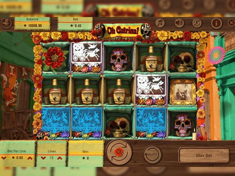 Oh Catrina Game Preview