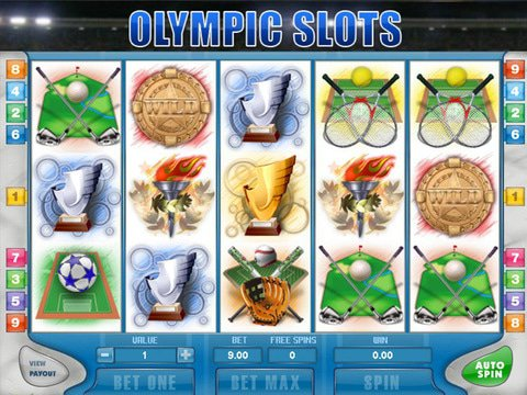 Olympic Slots Game Preview