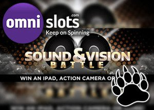 omni slots sound and vision battle