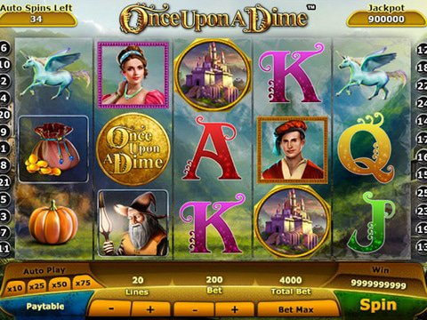 Once Upon a Dime Game Preview