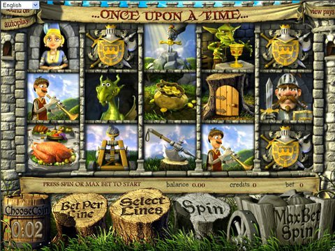 Once Upon A Time Game Preview