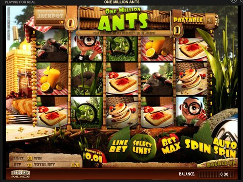Guard Your Food In No Download One Million Ants Slots