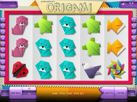 Origami Game Preview