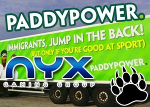 NYX Signs Major Agreement with Paddy Power