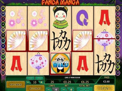 Panda Manga Game Preview