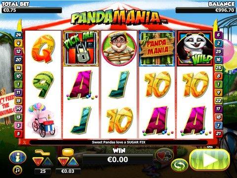 Pandamania Game Preview