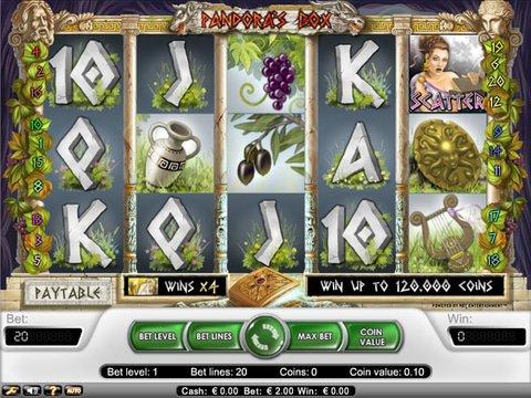 Play The PandoraS Box Slots With No Download
