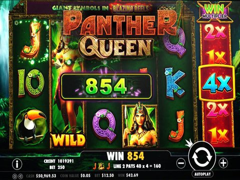 Panther Queen Game Preview