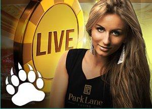 park lane live casino