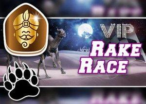 wild sultans vip race rake