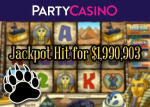party casino jackpot won online slot
