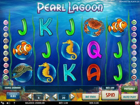 Pearl Lagoon Game Preview