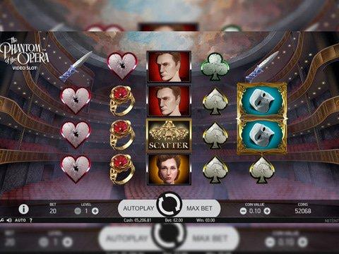 Phantom of the Opera Game Preview