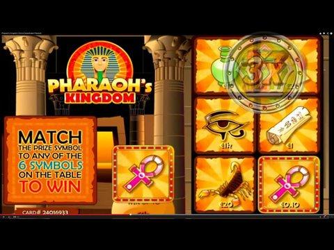 Pharaoh Game Preview