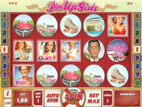 Pin Up Girls Game Preview