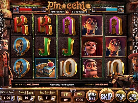 Pinocchio Game Preview