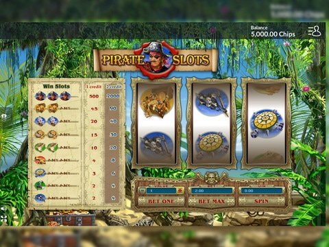 Pirate Slots Game Preview