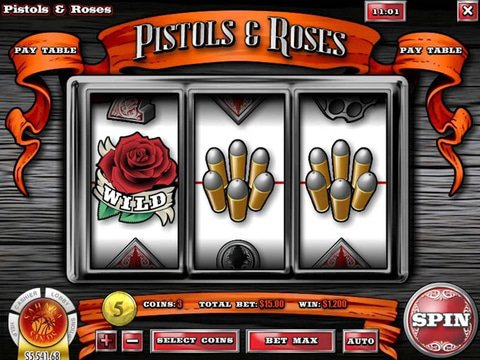 Pistols and Roses Game Preview