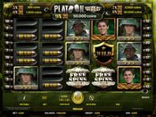 Platoon Wild Game Preview