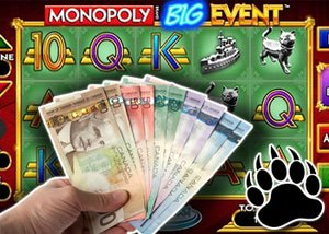 Monopoly Slot Available Online At Slots Magic Casino