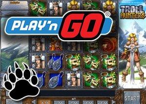 new Troll Hunters slot Play 'n Go