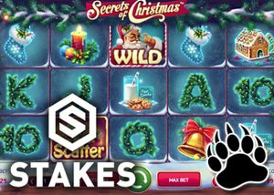 secrets of christmas netent stakes casino