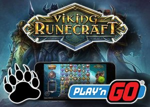 playngo casinos slot viking runecraft game of the year egr awards