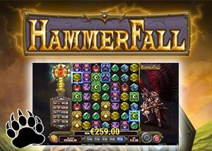 Play'n GO Hammerfall Slot