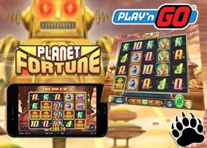 Play n' Go Casinos New Planet Fortune Slot