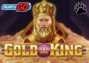 Play'n GO Casinos New Gold King Slot
