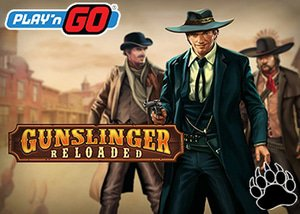 Play'n Go Casinos New Gunslinger Reloaded Slot