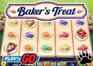 Play'n GO New Baker's Treat Slot
