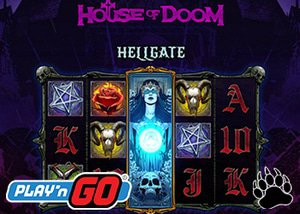 Play'n Go New House of Doom Slot