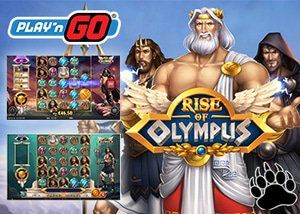 New Play'n GO Rise of Olympus Slot