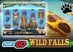 Play'n GO casinos new Wild Falls Slot