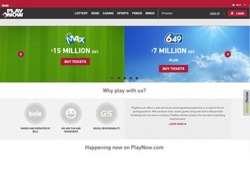 Playnow Casino Software Preview