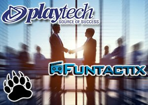 playtech acquires funtactix