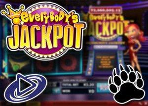 new everybody's jackpot slot playtech casinos